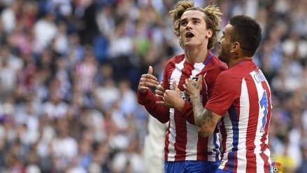 El golazo de Antoine Griezmann que le arruinó la fiesta al Real Madrid