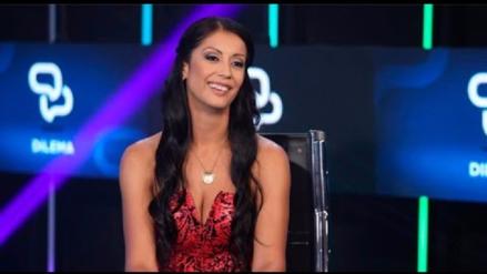 Video | Karla Tarazona habló sobre Christian Domínguez