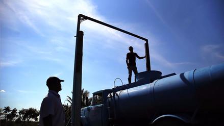 Imponen multas en La Habana a derrochadores de agua en medio de aguda sequía