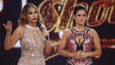 Video | Gisela se disculpó con Andrea San Martín
