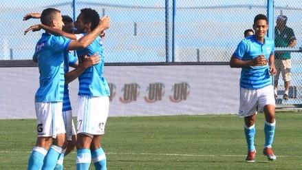 Cristal venció a Sport Rosario y cortó su mala racha de resultados