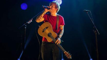 Ed Sheeran: Su próximo disco no saldrá
