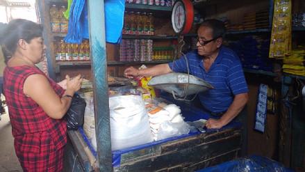 Precio del azúcar se normaliza en los principales mercados de Chiclayo