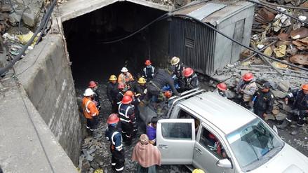 La Rinconada: rescatan los cuerpos de cuatro mineros sepultados en socavón