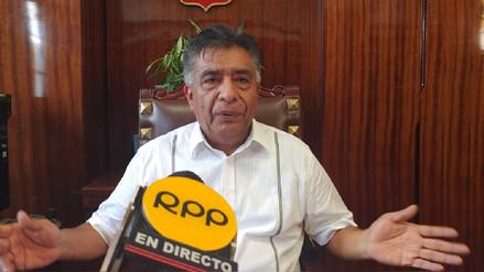 Alcalde de Chiclayo confirma que no habrá actividades por aniversario