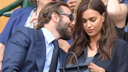 La paternidad llegó a la vida de Bradley Cooper e Irina Shayk