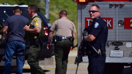 Al menos 2 muertos tras un tiroteo en una escuela primaria de California