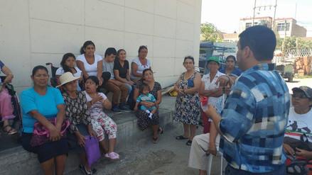 Apoyarán a personas con discapacidad afectadas por lluvias en Leonardo Ortiz