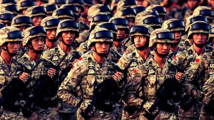 China envió 150 mil soldados a la frontera con Corea del Norte