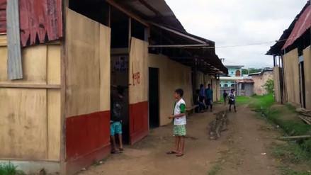 Padres y profesores demandan construcción de colegio en Belén