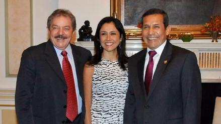 La relación entre Lula da Silva y el expresidente Ollanta Humala