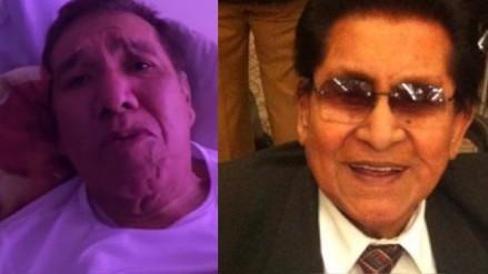 Complicado estado de salud del 'Gordo' Casaretto y Luis Abanto Morales