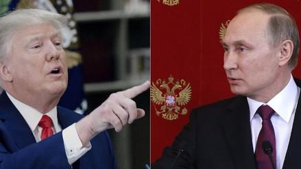 EE.UU. le pide a Rusia que elija entre ellos y el gobierno de Al-Assad