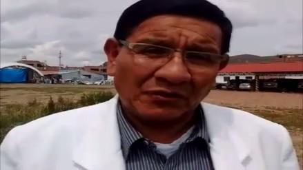 Exgerente de EsSalud también denunció por extorsión a congresista Aramayo