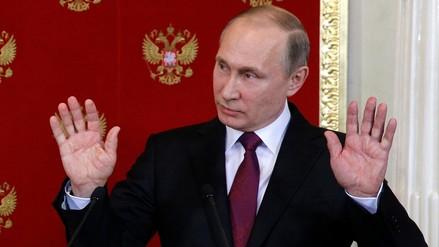 Rusia se niega a dejar de apoyar al gobierno de Siria: