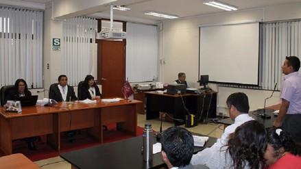 Sentencian a 35 años de cárcel a exestudiante de la escuela de la PNP