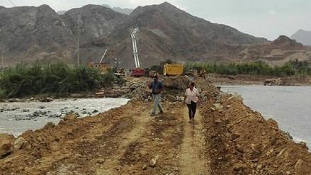 Virú: nuevamente habilitan badén en sector La Gloria