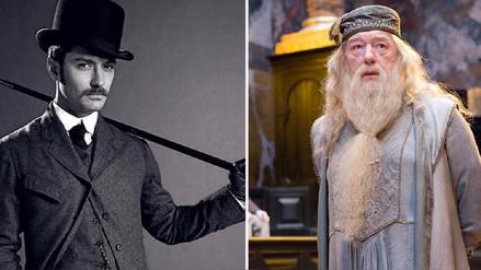 Jude Law interpretará a Dumbledore en la secuela de 'Fantastic Beasts'