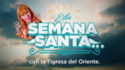 La Tigresa del Oriente reflexiona por Semana Santa ¡Y en Netflix!