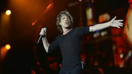 Mick Jagger pide a sus seguidores que apoyen a Perú