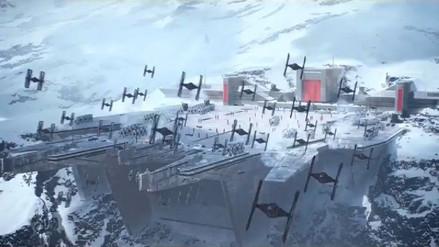 Se filtró el tráiler del videojuego Star Wars: Battlefront II