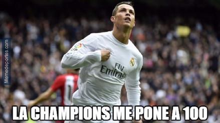 Los memes de la victoria del Real Madrid ante el Bayern en la Champions
