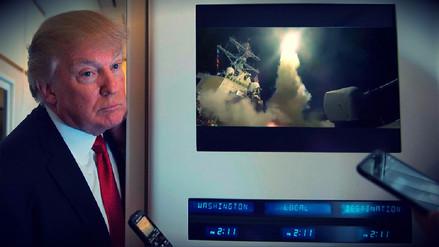 Estos son los ataques de EE.UU. desde que Donald Trump llegó al poder