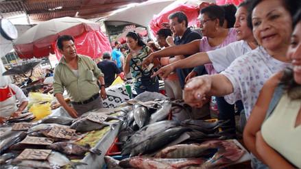 Estos son los precios de los pescados en los mercados mayoristas