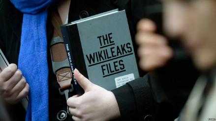 La CIA acusó a WikiLeaks de ser un