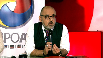 Beto Ortiz demandará a dos medios por caso José Yactayo