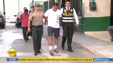 Tres delincuentes fueron capturados cuando iban a robar en una iglesia