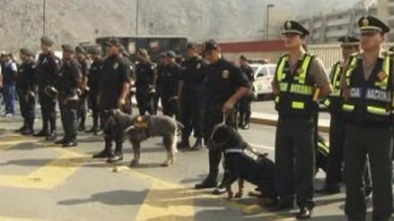 Más de 3 mil policías con orden de inamovilidad por Semana Santa