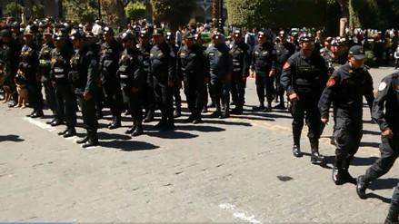 Policía Nacional se encuentra en alerta por Semana Santa