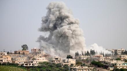 EE.UU. mató por error a 18 miembros de fuerzas aliadas en Siria