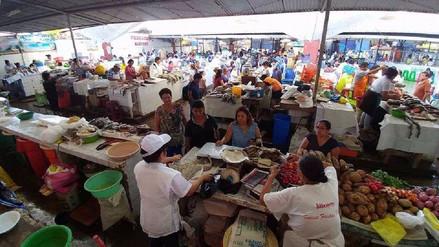 Pampanito y peje blanco pescados más vendidos en mercados de Chiclayo
