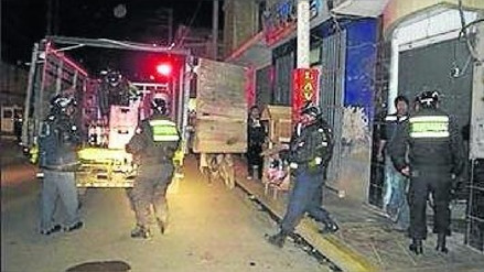 Intensifican operativos multisectoriales por Semana Santa en Juliaca
