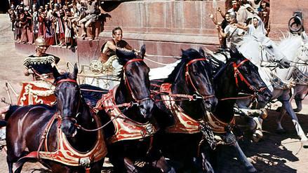 Fotos | Ben-Hur: 7 errores cinematográficos del clásico de Semana Santa