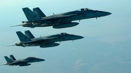 EE.UU. negó estar detrás del ataque a un almacén químico en Siria