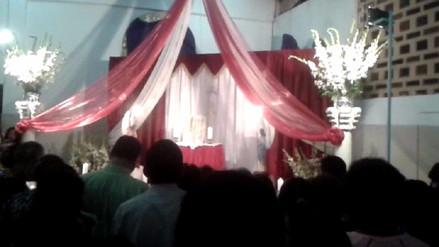 Piuranos realizan tradicional recorrido por las Siete Iglesias