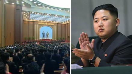 Así reaccionan los norcoreanos en cada aparición pública de Kim Jong-un