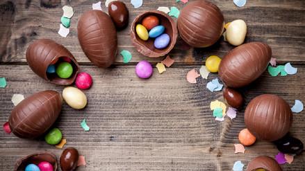 Por qué es mejor hacer los huevos de Pascua en casa