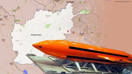 Estados Unidos lanzó la bomba no nuclear más poderosa en Afganistán