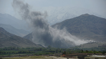 92 miembros del ISIS murieron por impacto de bomba estadounidense