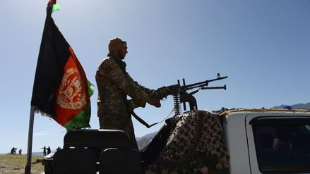 ISIS negó muertos en sus filas tras el bombardeo de EE.UU. en Afganistán