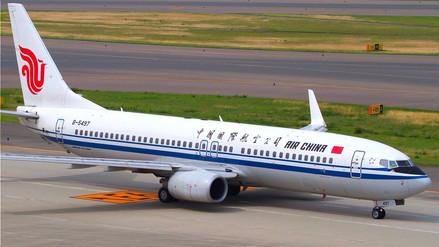 Air China suspenderá algunos de sus vuelos a Corea del Norte desde el lunes