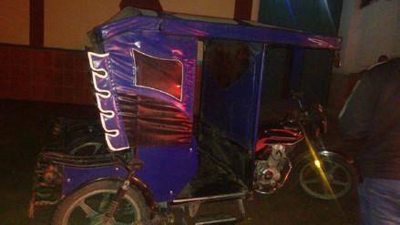 Chiclayo: Radio Patrulla recuperó auto y mototaxi robados