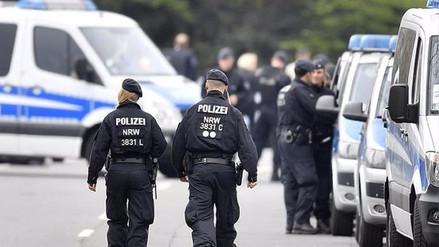 La Policía de Alemania arrestó a los presuntos cómplices de un yihadista