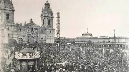 Video | Así se vivía la Semana Santa en la Lima de los años 40