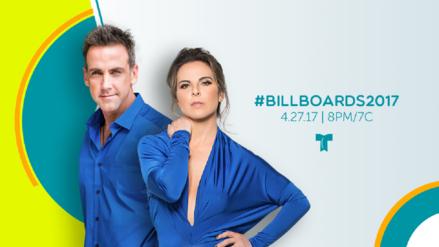 Kate del Castillo será anfitriona de los Premios Billboard