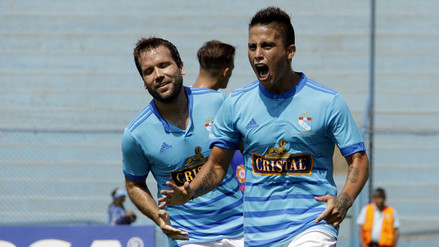 Sporting Cristal goleó a Alianza Atlético y afina la máquina para la Libertadores